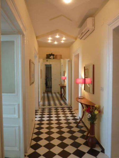 The Magnificent Hallway of this Austro-Hungarian Classic.  - Luxury Ground Floor Beachfront near Old Dubrovnik - Dubrovnik - rentals