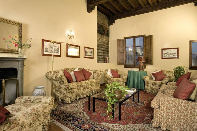 Palazzo Antellesi | High-End Rental | GIOTTO - Image 1 - Florence - rentals