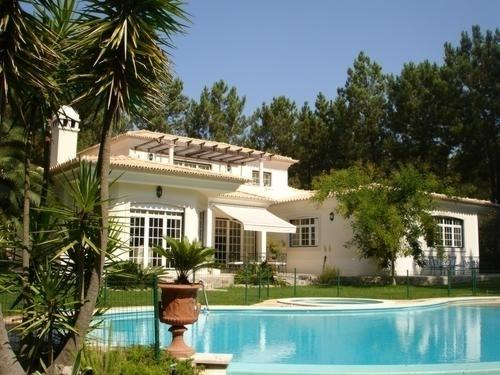 Villa Arrabida Luxury villa rental near Lisbon - Portugal - Image 1 - Quinta Do Conde - rentals