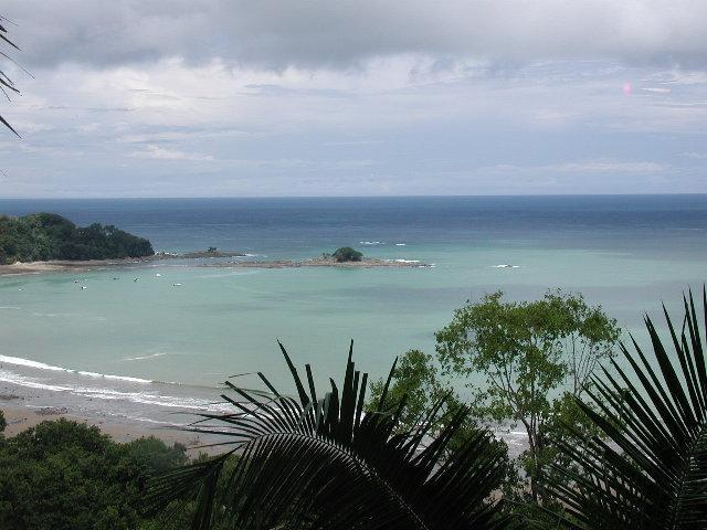 View From the villa -  Walk to the Beach - Canto del Mar Villa/Pool - Breathtaking Ocean View - Dominical - rentals