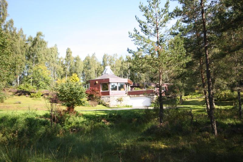 Spey Lodge private grounds and drive - Aviemore - Spey Lodge Luxury Accommodation - Aviemore - rentals
