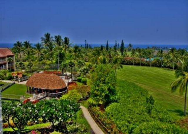 View From Lanai - Keauhou Punahele B305 - 3 Bedroom Condo with Fabulous View! - Kailua-Kona - rentals