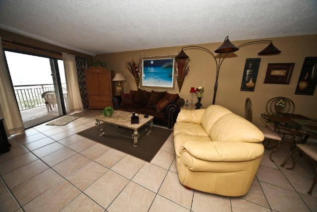Beautiful Direct Beach-Front, 'Chateaux' Unit 108 - Image 1 - Indian Shores - rentals