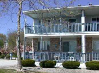 Cape May 2 BR/2 BA Condo (Uncle Al s Place 8531) - Image 1 - Cape May - rentals