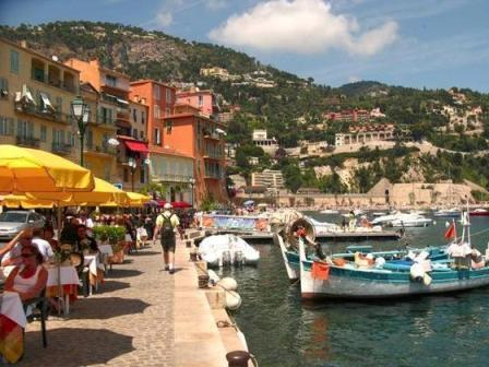 Magic old and picturesque Villefranche sur mer - Villefranche sea view from every room renovated - Villefranche-sur-Mer - rentals