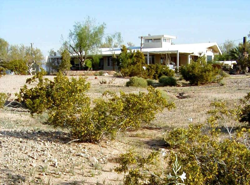 Witt's End - Joshua Desert Retreats - Image 1 - Joshua Tree - rentals