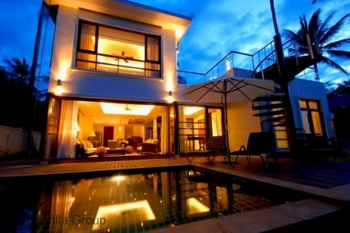 Surat Thani 3 Bedroom-3 Bathroom House (Villa 31043) - Image 1 - Surat Thani Province - rentals