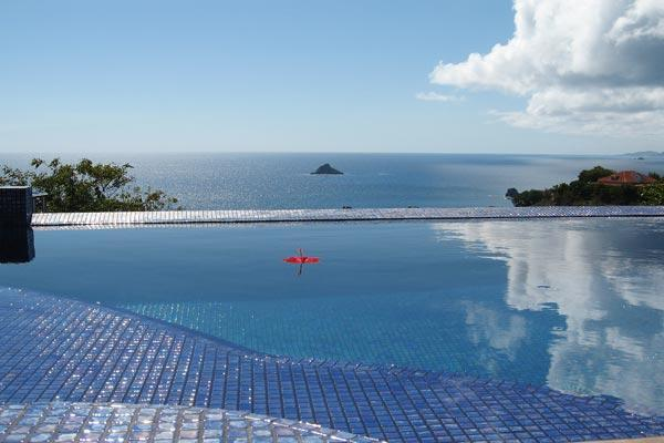 Modern and colorful villa with a spectacular view WV VLC - Image 1 - Lurin - rentals