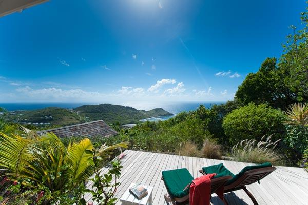 Located in the peaceful area of Vitet with a panoramic view over the Bay WV OCT - Image 1 - Vitet - rentals