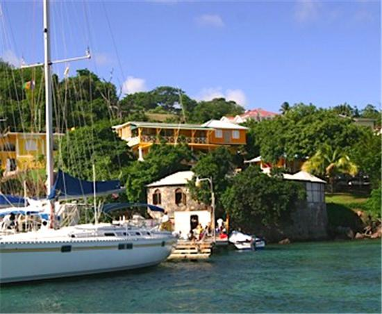 Barefoot Apartment-1 Bedroom/ Sleeps 2-St.Vincent - Barefoot Apartment-1 Bedroom/ Sleeps 2-St.Vincent - Petit St.Vincent - rentals