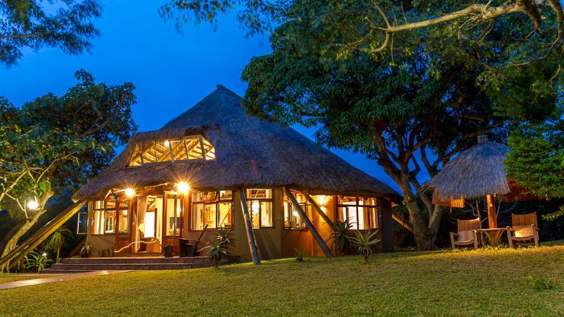 Nahyeeni main house - Nahyeeni Private Lodge, Inhaca Island, Mozambique - Inhaca Island - rentals