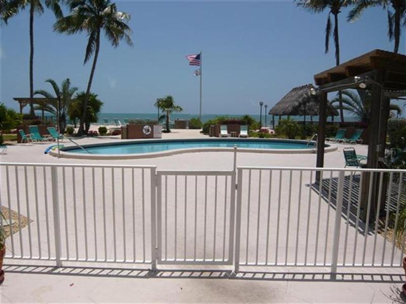 Patio - THE PALMS 201 - Islamorada - rentals