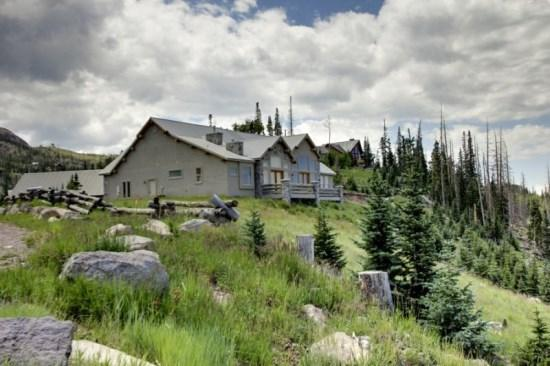 Great cabin perched on the hillside with great views  - Skyview Chalet - Brian Head - rentals