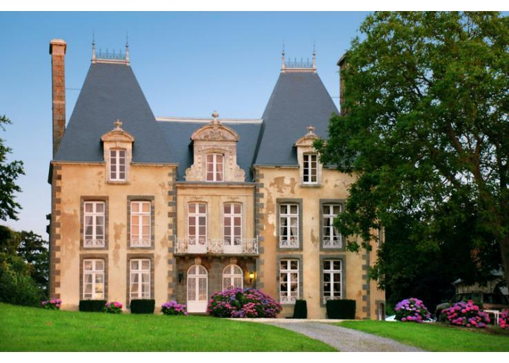 Chateau Duval - Chateau Only - Image 1 - Combourg - rentals