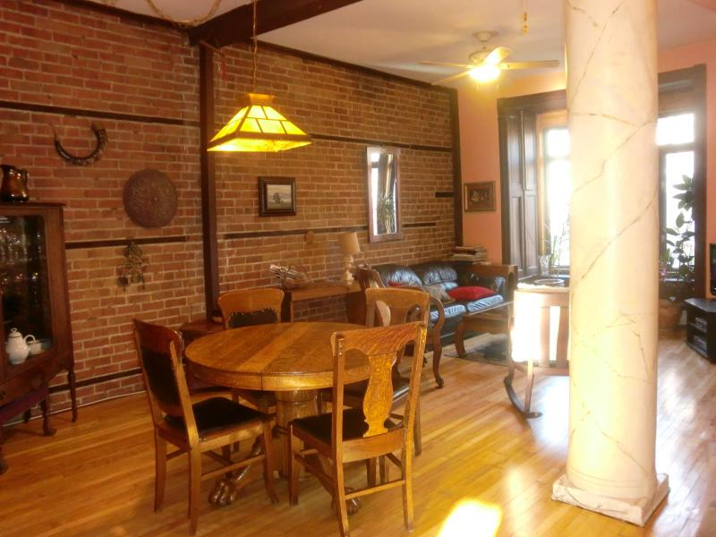 living room - Downtown, elegantly furnished, spacious - Montreal - rentals