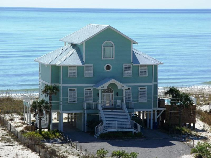 Life O Reilly Gulf Shores Beachfront Vacation Rental Home with Private Pool - Life O Reilly 7BD Beachfront w/ Private Pool - Gulf Shores - rentals