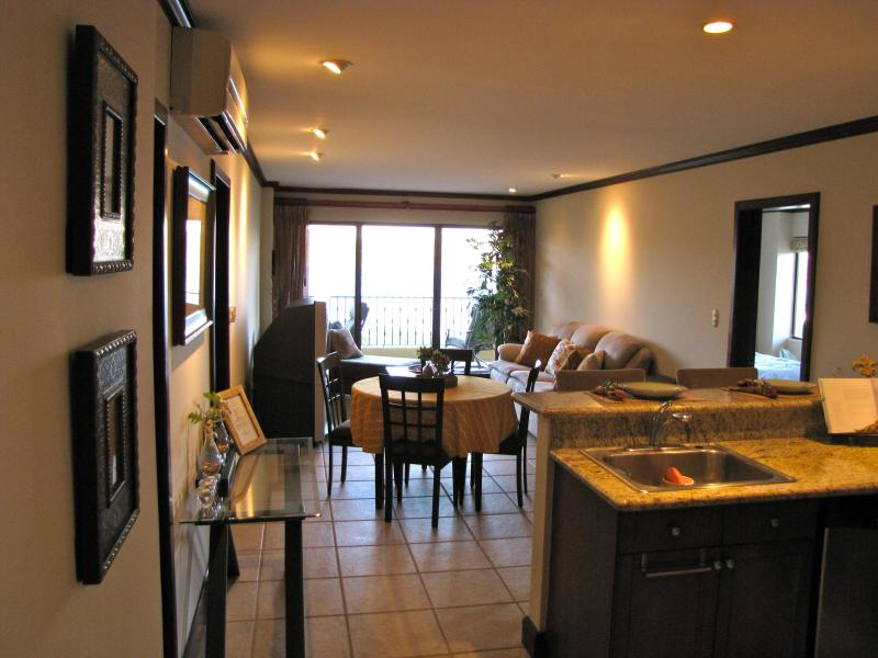 Tastefully decorated, fully-furnished - Luxury Oceanview Condo - Steps from the Beach - Playa Flamingo - rentals