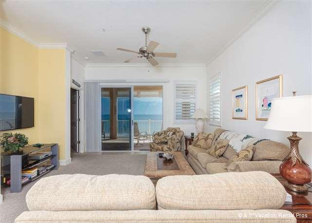 The inside of our condo is as beautiful as the ocean views - 555 Cinnamon Beach, 5th Floor BeachFront, 3 bedrooms 3 bathrooms - Palm Coast - rentals