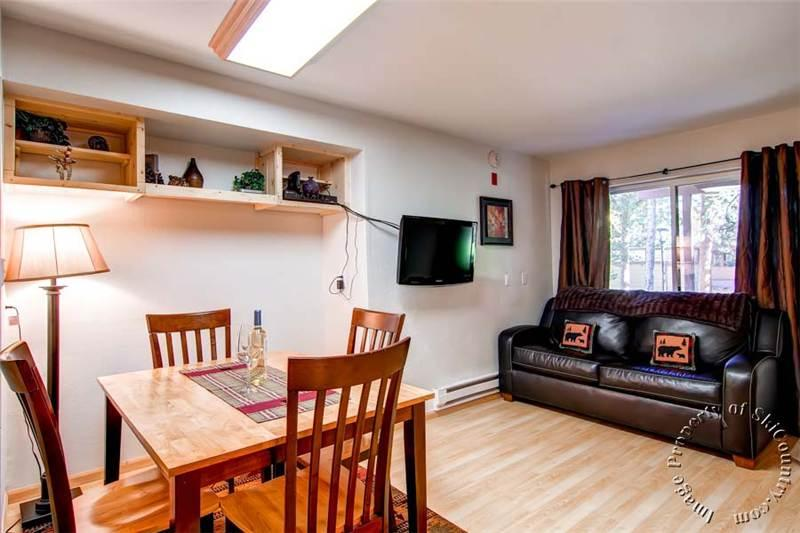 Winterpoint Townhome 33B, 1 Bd (WP33B) - Image 1 - Breckenridge - rentals