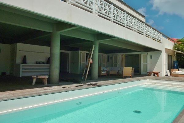 Perfect large family villa consisting of 3 bungalows WV BMY - Image 1 - Gustavia - rentals