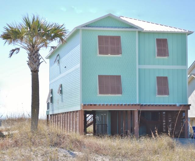 Mar Tortuga Beachfront Beach House in Gulf Shores Alabama - Mar Tortuga Custom Beachfront Gulf Shores House - Gulf Shores - rentals