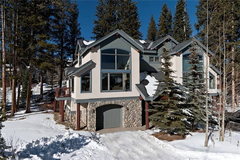 Pines 120 4 Bedroom Plus loft - Image 1 - Breckenridge - rentals