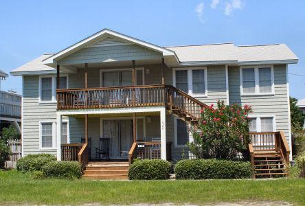 The Beach House - 8 BR House 2nd Row Walk To Main St - North Myrtle Beach - rentals