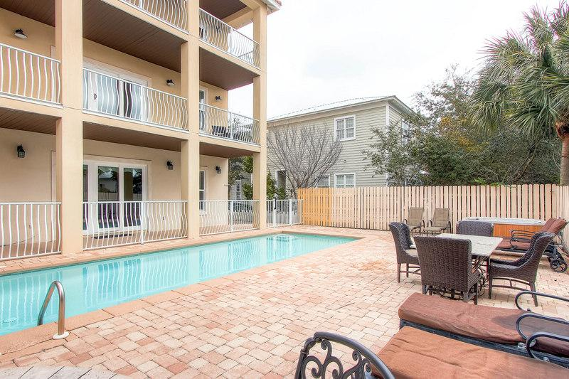 Calypso- located in the exclusive coastal community of Frangista Beach in Destin, off Scenic Hwy 98. - Calypso 9 Bedroom Private Luxury Home- Pool - Destin - rentals