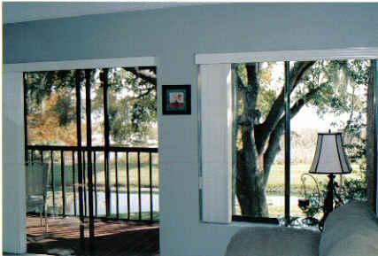Pond & lake view - Winter Haven  Central FL condo Near Disney legolnd - Winter Haven - rentals