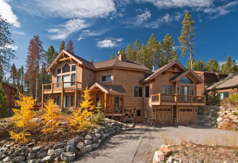 LUXURIOUS PRIVATE HOME - LUXURIOUS SKI IN/OUT, SPECTACULAR VIEWS, SLEEPS 16 - Breckenridge - rentals
