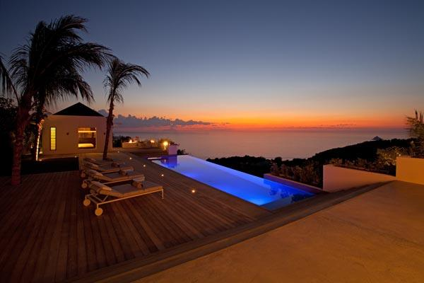 Modern villa offering the calmness and serenity of the Caribbean WV GEM - Image 1 - Gouverneur - rentals
