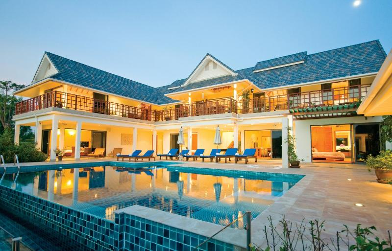 House at Twilight - 6 bed villa close to beach & close to golf courses - Hua Hin - rentals