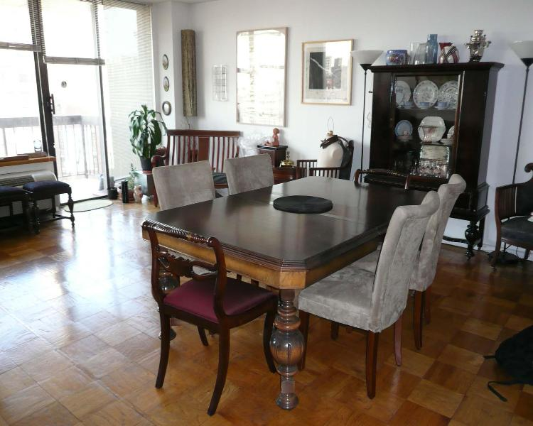 dining room area - Sunny and spacious home - the real NYC experience - New York City - rentals