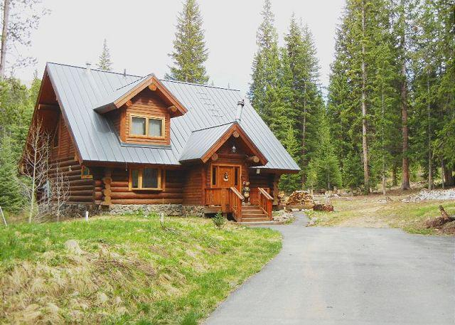 Driving up to the cabin - Baldy Bear - Breckenridge - rentals