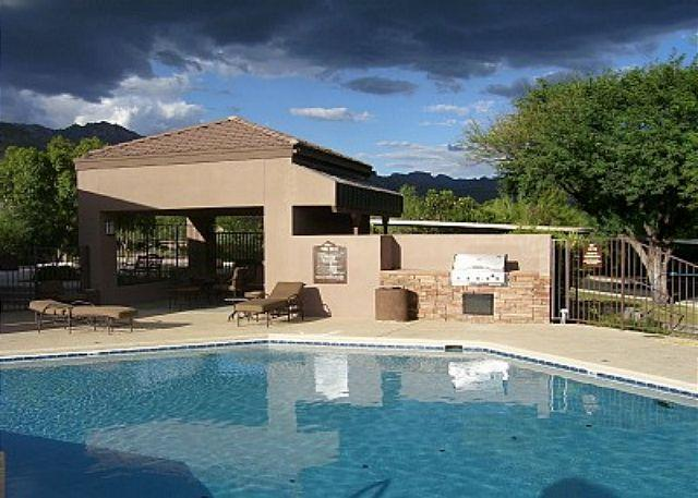 1 of 3 pools - First Floor  3 Bedroom Condo with Panoramic Mtn View - This condo is For Sale - Tucson - rentals