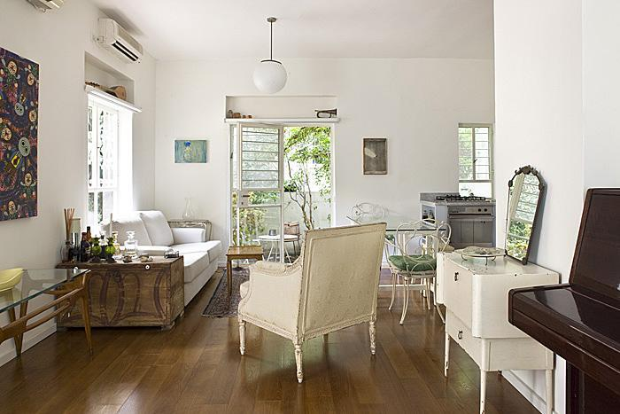 boutique garden apartment city center Neve Tzedek - Image 1 - Tel Aviv - rentals