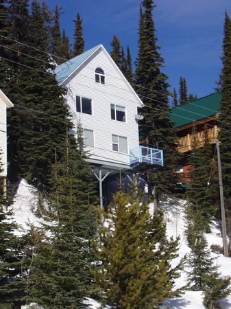 Quite a view from up there! - Rick Smith - Silver Star Mountain - rentals