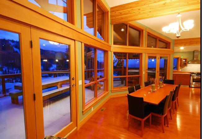 Enjoy the breathtaking views from our Sundance Retreat - Sundance Retreat - Sun Peaks - rentals