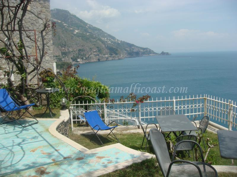 Casa Giulia-with direct access to the sea+parking - Image 1 - Praiano - rentals