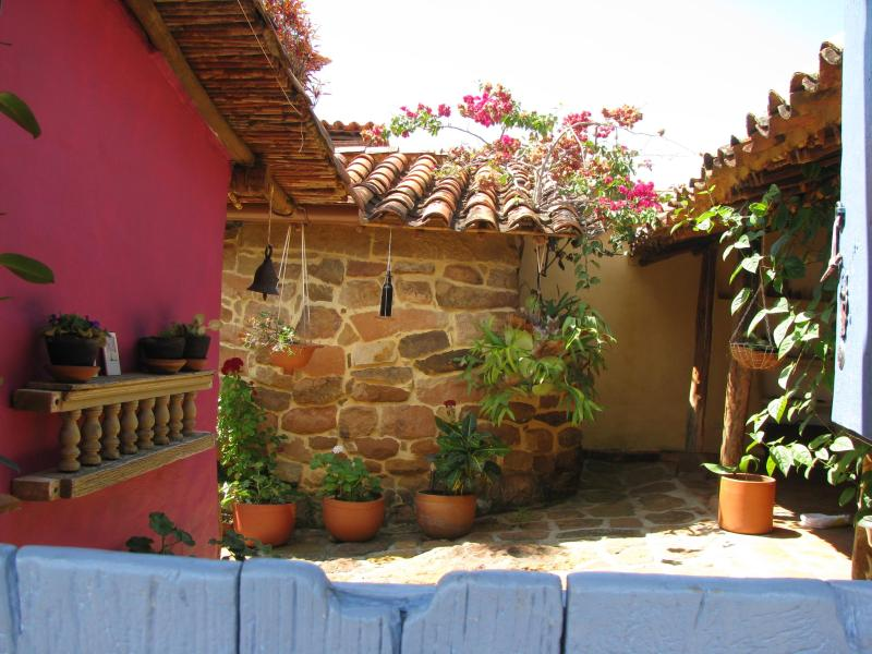 Casa Huaira top vacation rental house in Barichara - Image 1 - Barichara - rentals