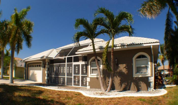 Front View - SPECIAL SUMMER RATE 140 PER NIGHT- CAPE HARBOUR - Cape Coral - rentals