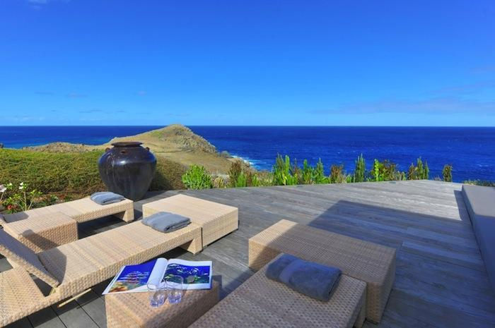 Luxury 4 bedroom Petit Cul de Sac villa. Walk to the beach! - Image 1 - Petit Cul De Sac Beach - rentals