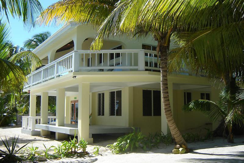 AGAPE HOUSE - AGAPE HOUSE AND VILLA  Beach front vacation rental - San Pedro - rentals