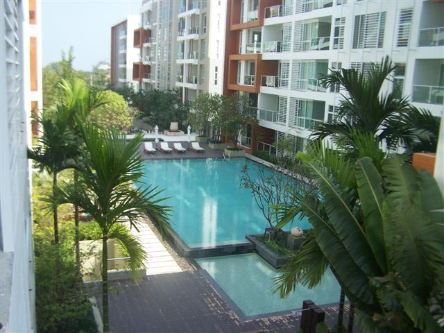 Condos for rent in Khao Takiab: C5226 - Image 1 - Nong Kae - rentals
