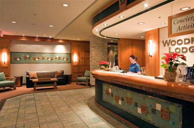 Woodrun Lodge front desk Easy check in Free concierge service when booking directly with owners - William Treacy - Whistler - rentals