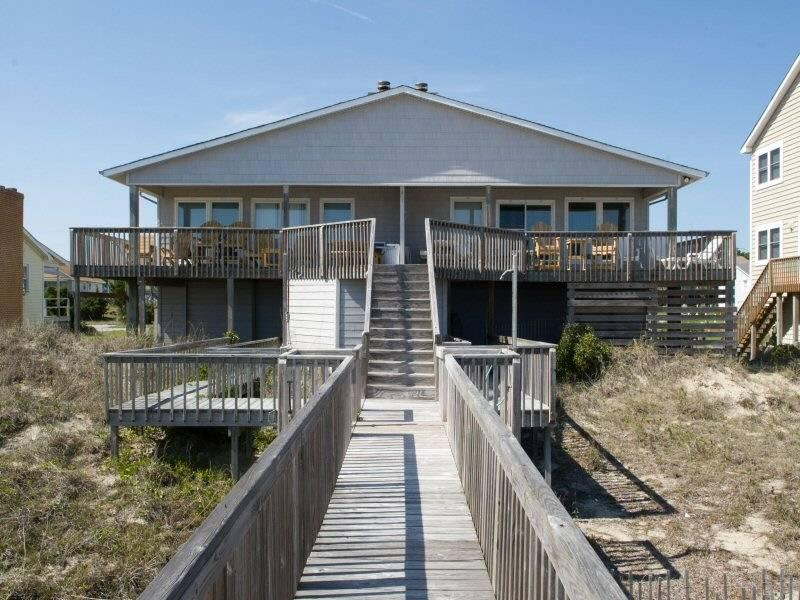 Beach House West - Image 1 - Emerald Isle - rentals