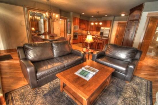 3044 Lone Eagle 2 bedroom 2 bath ski-in/ski-out condo - Image 1 - Keystone - rentals