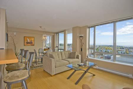 Living in the sky at Astoria 19 - Downtown Victoria Upscale Ocean View Condo walk to Shopping and Dining - Victoria - rentals