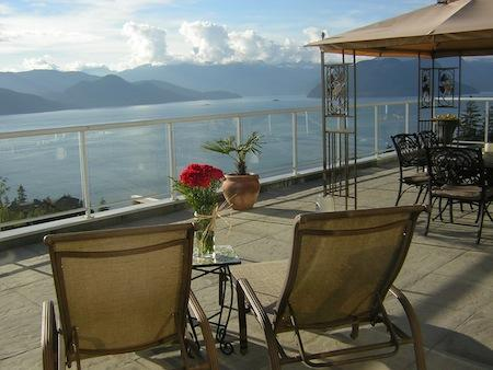 Vancouver Lions Bay 6 Bedroom Spectacular Howe Sound Ocean View Estate - Image 1 - Lions Bay - rentals
