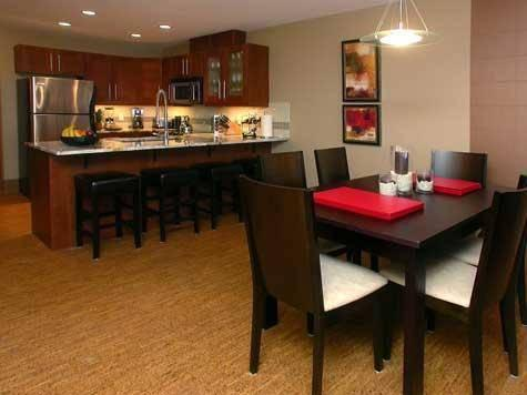 Dining area for family & friends celebrations and entertaining - The Raven - Condo 1620 - Big White - rentals